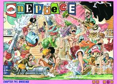 Read manga One Piece 745 online in high quality Anime One Piece, One Piece Ex, One Piece Chapter, One Piece World, 0ne Piece, Manga Anime, Zoro Nami, Roronoa Zoro, One Piece Drawing