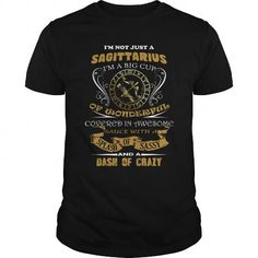 Awesome Tee Wonderful Sagittarius T-Shirts