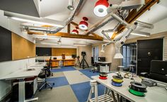 Google Cultural Institute - Parc Office