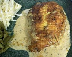 I made this for dinner tonight and it tasted fabulous!  It was the best Chicken Picatta recipe I have ever had.  I made some changes since I first posted the recipe, and suggest you double the sauce if you want to top pasta in addition to the chicken. Personally, I serve it with garlic mashed potatoes. (I save the little garlic containers I get from Papa Johns Pizza and mash them into my potatoes - easy and yummy)