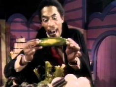 Morgan Freeman's vampire character goes vegetarian in The Electric Company -  this show was way more fun than sesame street!