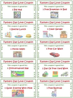 7 FREE Father's Day printables | Cute cards, Ideas for ...