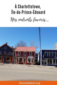 Charlottetown, Île-du-Prince-Édouard, d'agréables surprises pour les visiteurs comme les locaux.Voici ce que vous ne devez pas manquer lors de votre visite.#ipe #charlottetown #capitale #provincecanadienne East Coast Canada, Asian Grill, Road Trip, Saint Jean, Prince Edward Island, To Go, Voici, Comme, Outdoor Decor