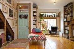Dan's Apartment of Artful Assemblages — House Tour