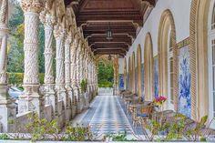 Palácio do Buçaco, Portugal