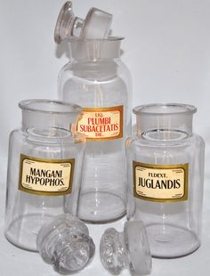 1000 images about antique apothecary jars on pinterest