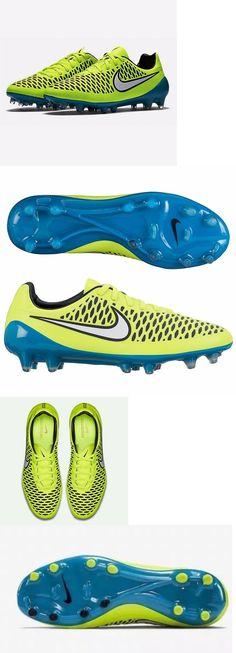 Women 159117: Nib Nike Sz8.5Us Womens Magistra Opus Fg Soccer Cleat Volt White Blue Lagoon$200 -> BUY IT NOW ONLY: $99 on eBay!