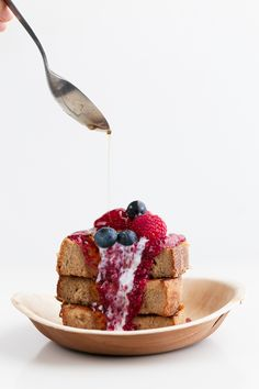 Vegan French Toast -