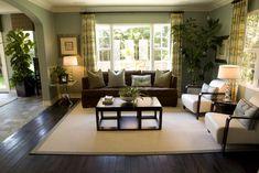 living room sofa bench Small Living Room Design, Small Living Rooms, Formal Living Rooms, Living Room Modern, Living Room Designs, Dining Rooms, Living Room Paint, Living Room Colors, Rugs In Living Room