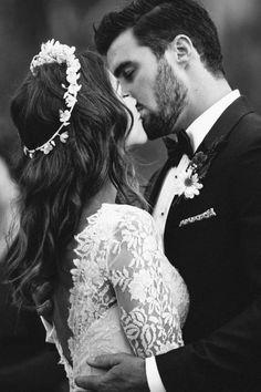 Neil & Krystal / Real Wedding: Binding Love in Byron Bay / Photographed by Rachel Kara & Tim Ashton / View full post on The LANE