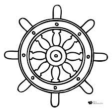 Golpe de timón al PD. Rossana Rossanda · · · · · Mickey Birthday, 1st Boy Birthday, String Art Templates, Ship Wheel, Nautical Party, Pencil And Paper, Explosion Box, Free Hd Wallpapers, Vinyl Crafts