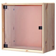 norn s vitrine murale ikea on refait la d co. Black Bedroom Furniture Sets. Home Design Ideas