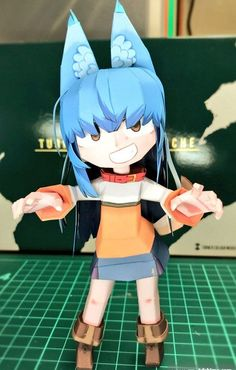 This girl here is known as Funoi san.