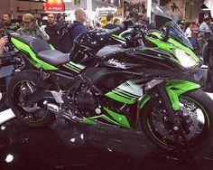 #kawasaki #ninja650 #motorradneuheiten2017 #breakingnews #motorcycle #motorrad #2017 #my2017  #new #bike #1000ps #nastynils #instalike #instagood #lovemyjob #ilovemyjob #intermot #cologne #köln #koeln #messe #neuheit #neuheiten #motorcyclenews #intermot2016