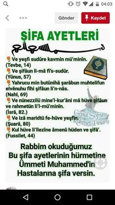 şifa için Allah Islam, Islam Quran, Love Spells, Love Spell Caster, Karma, Prayers, Religion, Faith, Motivation