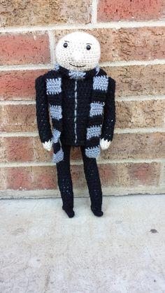 56 Besten Minions Häkeln Bilder Auf Pinterest Crochet Dolls