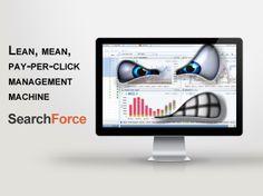 One lean mean pay-per-click management machine! #PPC #SEM