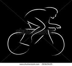 Find cyclist stock images in HD and millions of other royalty-free stock photos, illustrations and vectors in the Shutterstock collection. Cycling Tattoo, Bicycle Tattoo, Bike Tattoos, Bicycle Art, Cycling Art, Cycling Bikes, Triathlon Tattoo, Velo Retro, Bicycle Illustration