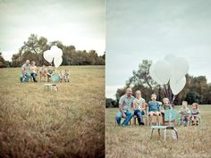 "I want to do this!  @Erinne Fullam  ""Our family. 5 kids in my heart. 4 in my arms.""  Ashley Ann Photography"