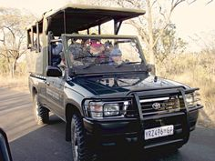 16 Best Nhongo Safaris Open Safari Vehicles used in the