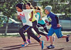 GOSEE ::: PUMA Kids Campaign