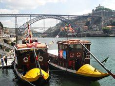 Porto (Oporto) - City of the Oporto Wine, Northern Portugal