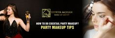 How To Do Cocktail Party Makeup? - Party makeup Tips Party Makeup Tips, Party Looks, Searching, Cocktails, Artist, Cocktail Parties, Artists, Cocktail, Slurpee