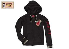 The ultimate Hoodie, oh how I LOVE Mitchell & Ness!