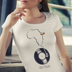 Roots Reggae Africa T-shirt