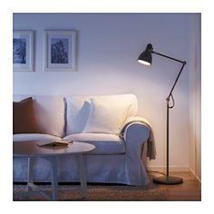 IKEA - ARÖD, Floor/reading lamp with LED bulb, You can easily direct the light…