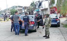 EJÉRCITO MEXICANO REALIZA OPERATIVOS DE SEGURIDAD EN CONJUNTO CON LA POLICÍA MUNICIPAL DE ACAPULCO!!!  Acapulco de Juárez Guerrero, a 3 de septiembre del 2016.- En el marco de la estrategia de Seguridad Guerrero, personal del 68° Batallón de Infantería de la 27/a. Zona Militar y de la Policía Municipal Preventiva de Acapulco, desarrollaron acciones conjuntas de...