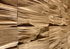 Inspiring Wooden Panels to Decorate Your Walls by Klaus Wangen : Wood Panels Design By Klaus Wangen