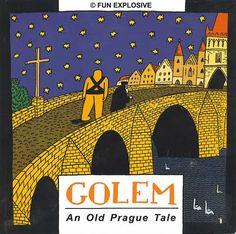 Golem: An Old Prague Tale by Jan Krůta and Jiří Votruba