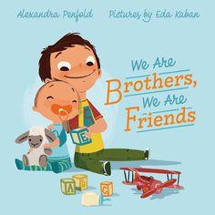 EDA KABAN ILLUSTRATION: WE ARE BROTHERS