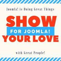 Show your love for Joomla! and submit your nomination to Best Free CMS https://community.joomla.org/blogs/community/3120-the-cms-critic-awards-nominate-joomla-today.html
