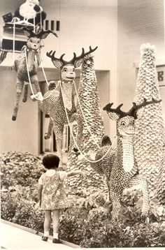 Holiday 1970, NorthPark Center, Dallas