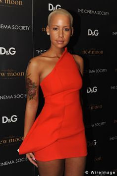 ♡ the beautiful sexy Amber Rose. Amber Rose, Freakum Dress, Fashion Gallery, Hello Gorgeous, Woman Crush, Beautiful Celebrities, Types Of Fashion Styles, Chic Outfits, Lady In Red