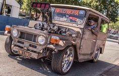 It's hard to believe Summernats 29 is over. Rest assured we're just as emotional about it as you are. having said that there's a glimmer of hope with the dates for Summernats 30 being released to. Car Pictures, Car Pics, Toyota Fj40, Dream Garage, Concept Cars, Custom Cars, Cars Motorcycles, Cool Cars, Chevy