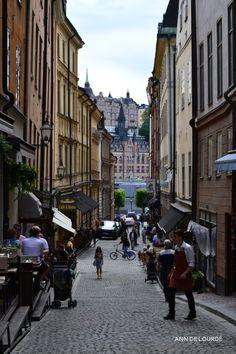 Gamla Stan, Summer 2016, Stockholm, Sverige.