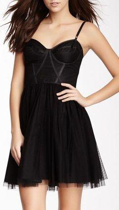 Corset Top Tulle Dress <3
