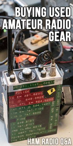 Foxhunt michigan radio amateur