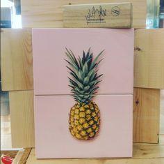 Be a pineapple. Wear a crown