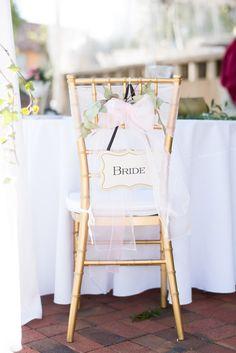 Wedding Chair - Shane Hawkins Photography