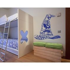 Style and Apply Magic Hat Wall Decal (16in x 13in )