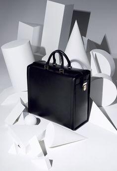 Victoria Beckham Buffalo travel bag #vbcollection