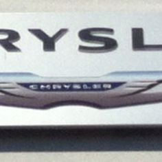 The New Face Of Chrysler Is Calling!  412-695-3929 / 724-288-4791