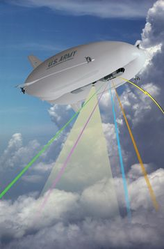 Northrop Grumman's LEMV hybrid airship