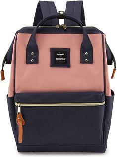 Himawari Laptop Backpack Travel Backpack With USB Charging Port Large Diaper Bag Doctor Bag School Backpack for Women&Men (XK-05#-USB L) #afflink