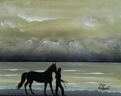 Back Home by L Gaudet on Etsy. Visit lgaudetart.ca to view more paintings.