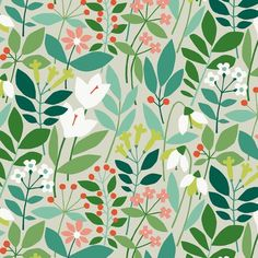 43 Ideas For Wall Paper Flower Backgrounds Pretty Patterns Surface Pattern Design, Pattern Art, Pattern Paper, Graphic Patterns, Print Patterns, Face Line Drawing, Motif Floral, Pattern Illustration, Flower Backgrounds